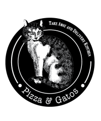 Pizza & Gatos