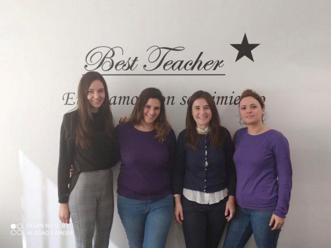 Profesores de idiomas