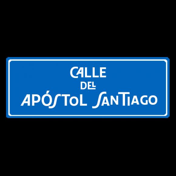 Calle del Apóstol Santiago
