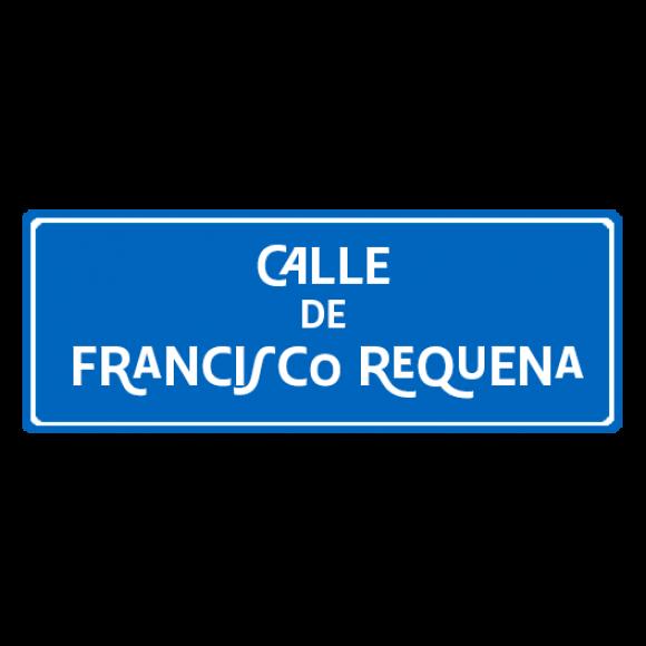 Calle Francisco Requena
