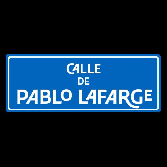Calle Pablo Lafargue