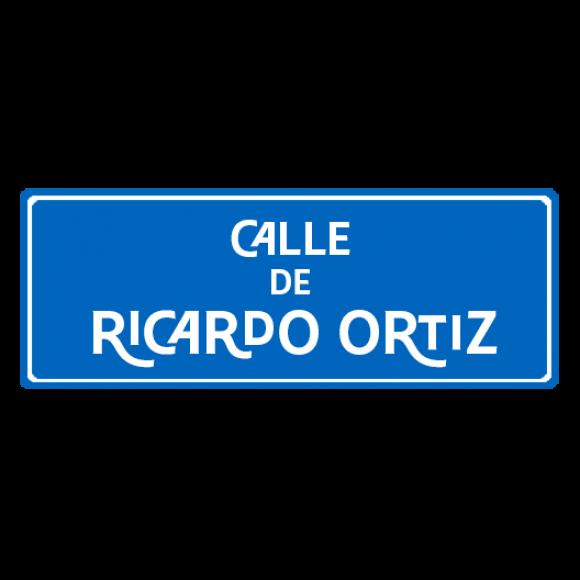Calle de Ricardo Ortiz