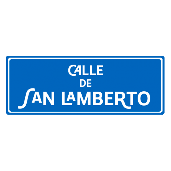 Calle San Lamberto