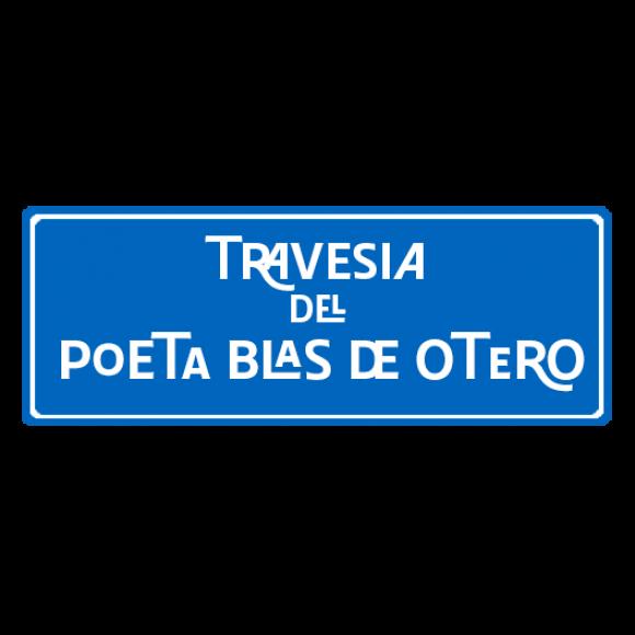 Travesía del Poeta Blas de Otero