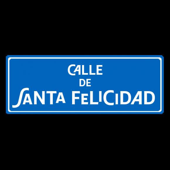 Calle de Santa Felicidad