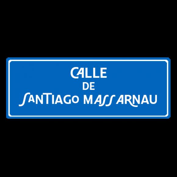 Calle Santiago Massarnau