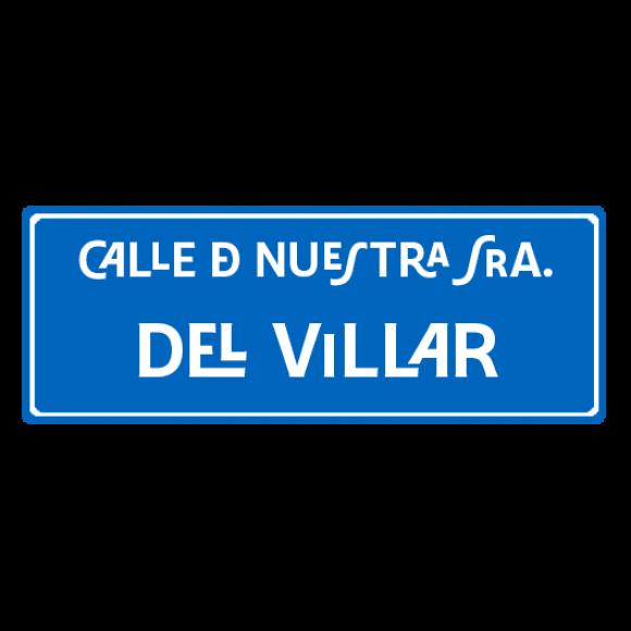 Calle de Nuestra Señora del Villar