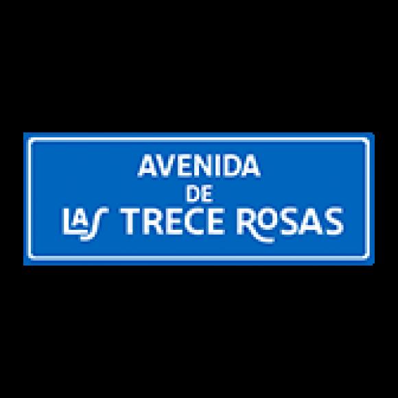 Avenida de las trece rosas